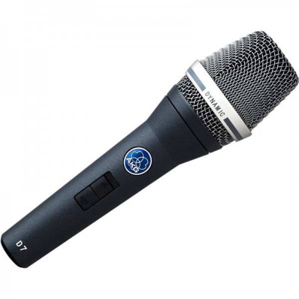 Микрофон микрофон студийный AKG D7S