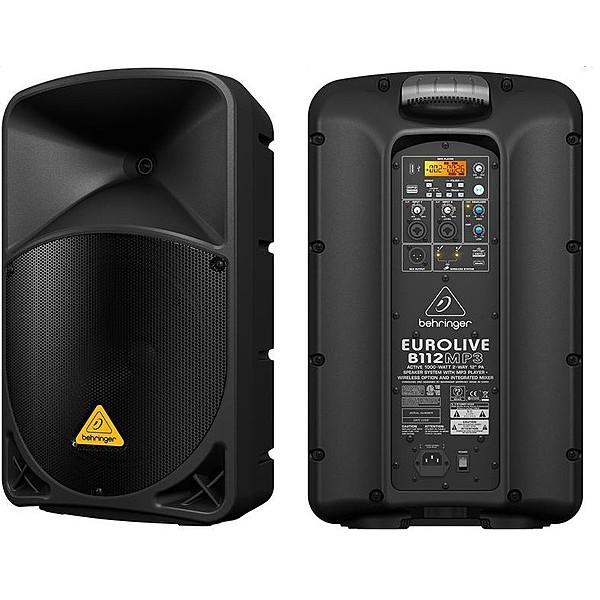 Активная акустическая система Behringer B112MP3