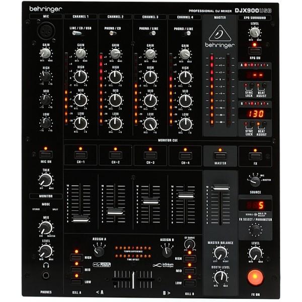 Behringer DJX 900 USB PRO MIXER
