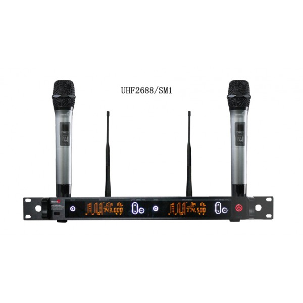 Радиосистема Biema UHF 2688/SM1