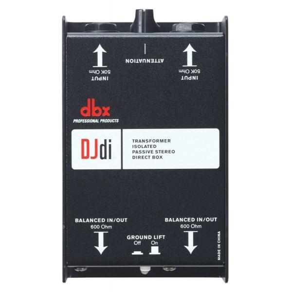 Директ-бокс DBX DJDI
