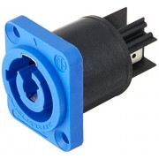 Разъем NEUTRIK PowerCon mounting connector blue