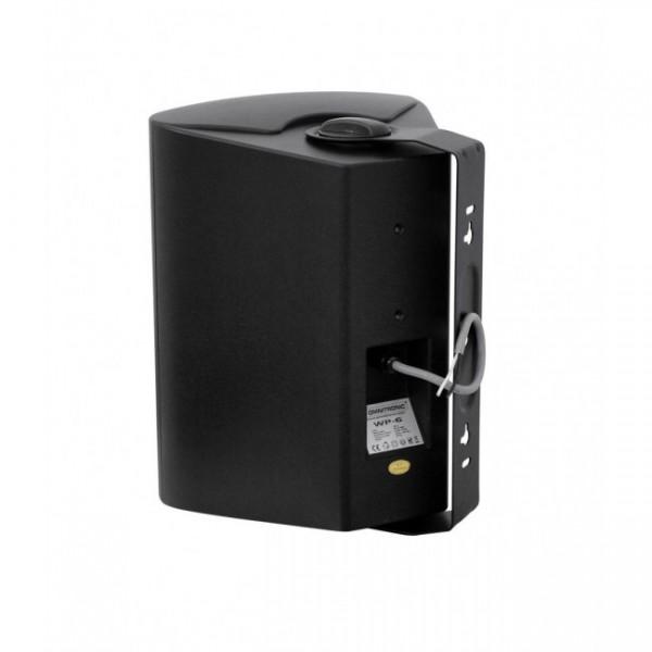 OMNITRONIC WP-6S PA Wall Speaker Black - это двухполосный настенный громкоговоритель