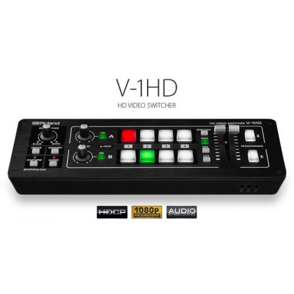 Видеомикшер Roland V-1HD