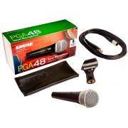Динамический микрофон Shure PGA48-XLR