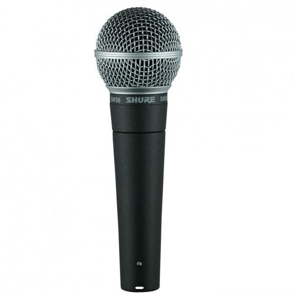 SHURE SM58-LCE Динамический вокальный микрофон.