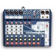 Микшерный пульт Soundcraft Notepad-12CH