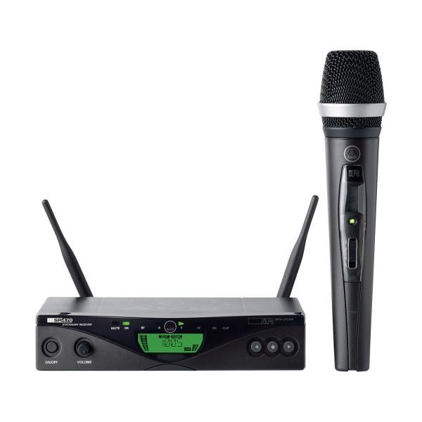 Радиосистема AKG WMS470 Vocal Set D5 BD9