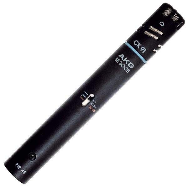 Микрофон конденсаторный AKG C391B