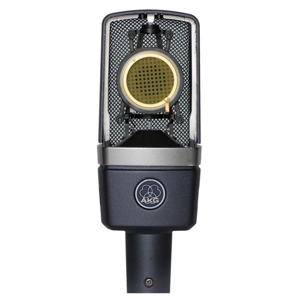 Микрофон конденсаторный AKG C214