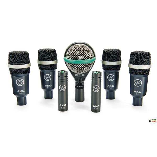 Набор микрофонов AKG DrumSet Concert1