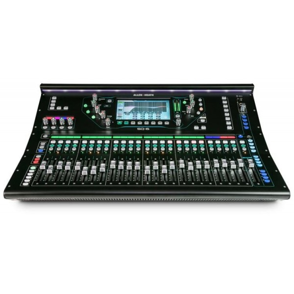 Микшерный пульт Allen&Heath SQ-6