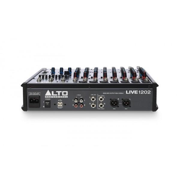 Микшерный пульт Alto live1202
