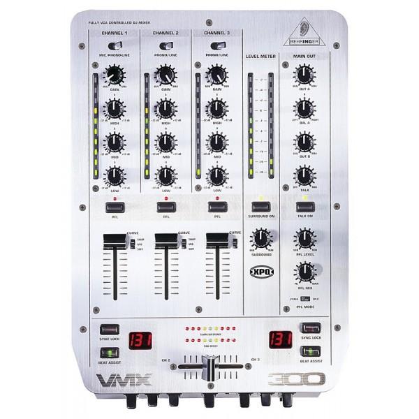Behringer VMX 300USB PRO MIXER
