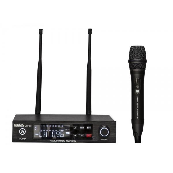 Радиосистема Biema UHF 68/SM1