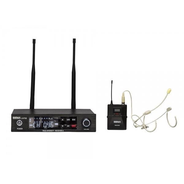 Радиосистема Biema UHF 68/SM3