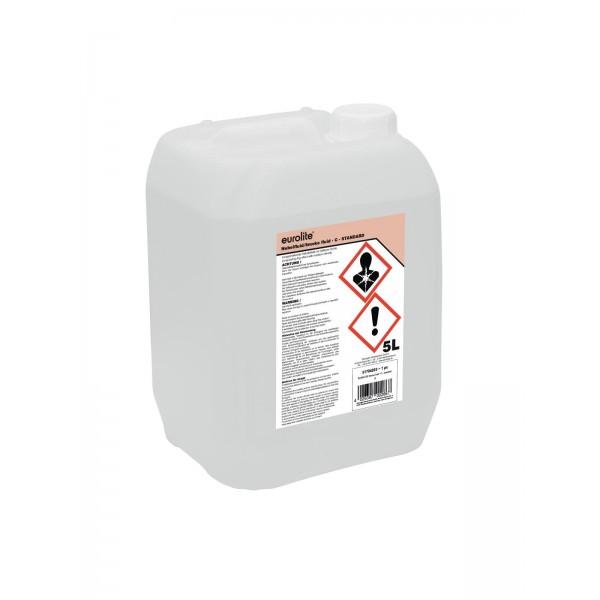 Жидкость для генератора дыма EUROLITE Smoke Fluid -C- Standard, 5l