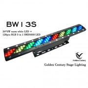 Светодиодный LED Bar BW 13 S  Stage Lighting  Golden