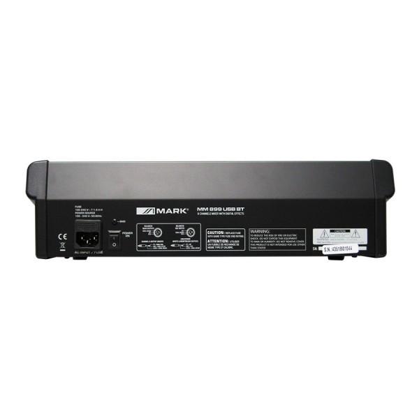 Микшерный пульт MARK MM 899 USB BT