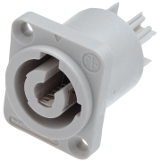 Разъем NEUTRIK PowerCon mounting connector grey