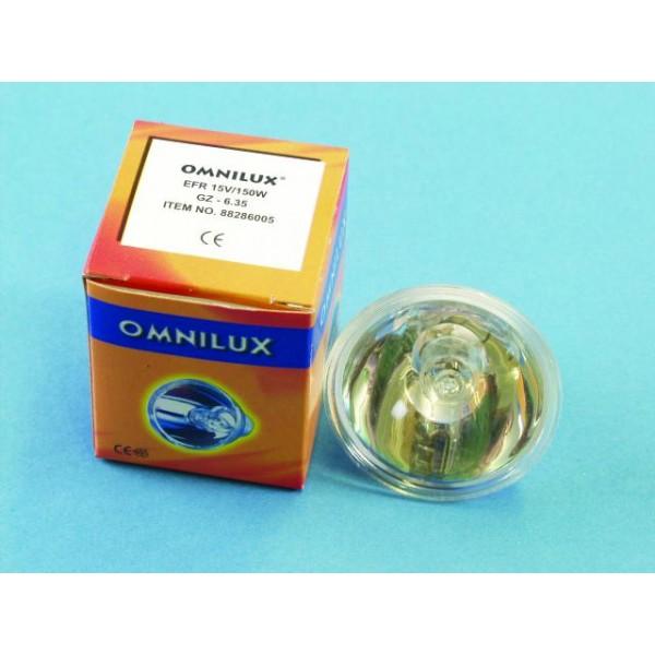 Галогеновая лампа Omnilux EFR 15V/150W 50h