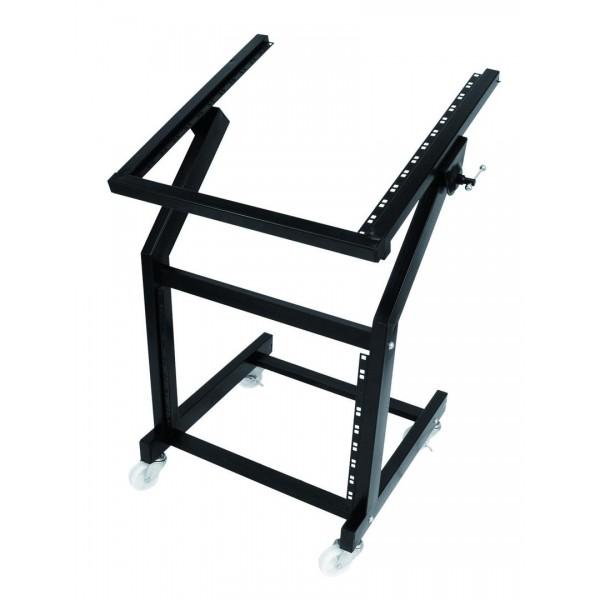 Стойка рэковая на колесах OMNITRONIC Rack stand 12U/10U (30103060)