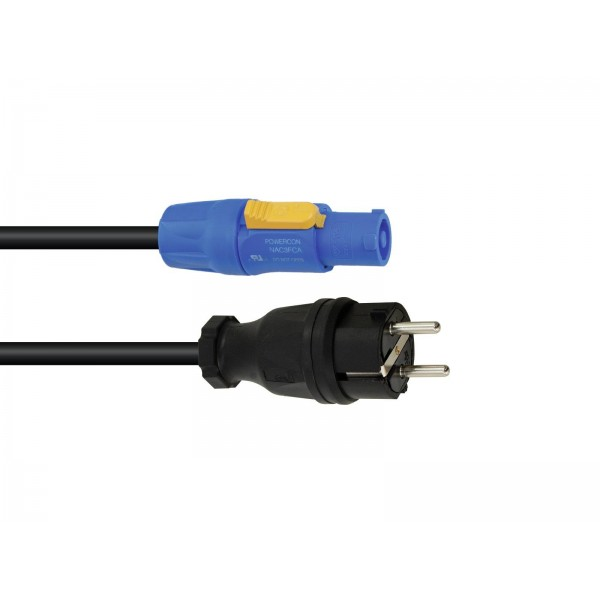 Кабель сетевой PSSO PowerCon Power Cable 3x1.5 1.5m H07RN-F