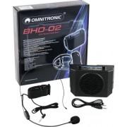 Мегафон поясной для гидов OMNITRONIC BHD-02