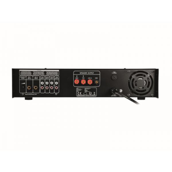 Трансляционный микшер-усилитель Omnitronic MP-60