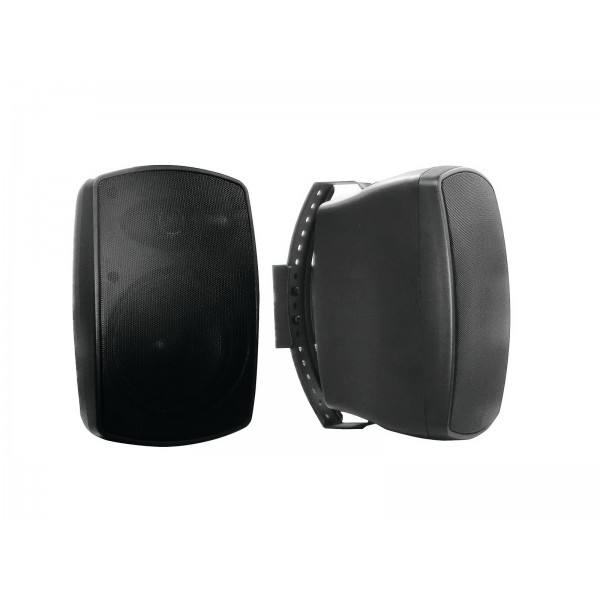 Громкоговорители OMNITRONIC OD-4T Wall speaker 100V white/black 2x