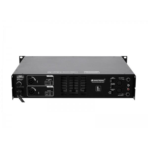 Усилитель OMNITRONIC SMA-1000 Amplifier
