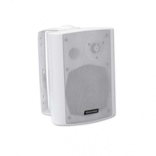 OMNITRONIC WP-5W PA Wall Speaker White - это двухполосный настенный громкоговоритель
