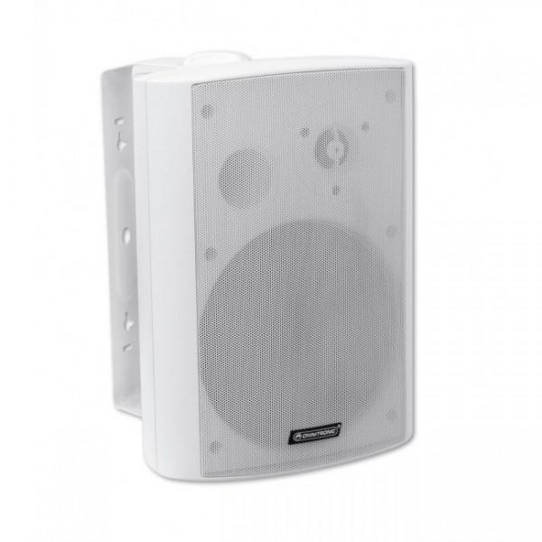 OMNITRONIC WP-6W PA Wall Speaker White - это двухполосный настенный громкоговоритель