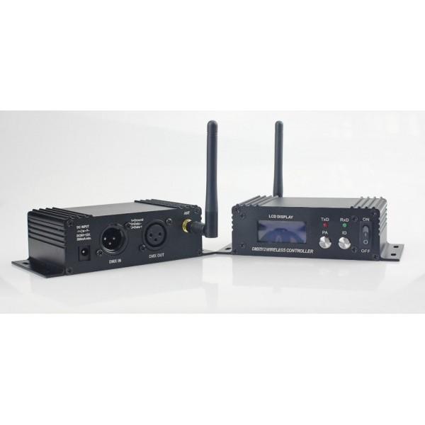Беспроводной DMX приемник/передатчик Linly Lighting C01 Wireless Dmx Sender&Receiver