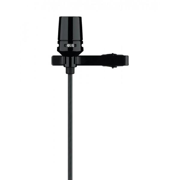 Петличный микрофон SHURE CVL-B/C-TQG
