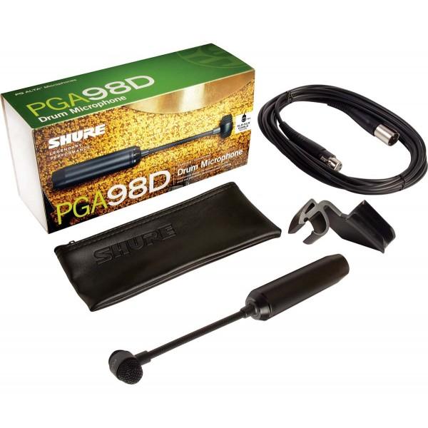 микрофон Shure PGA98D-XLR