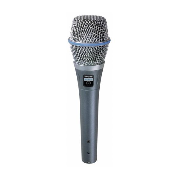 Микрофон Shure BETA 87A