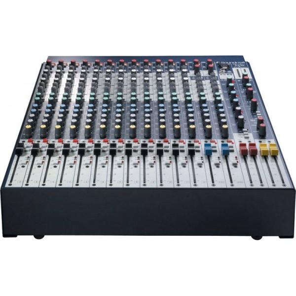 Soundcraft GB2R-12.2 – профессиональный инсталляционный микшер