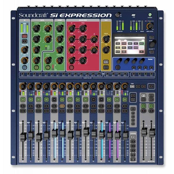 Микшерный пульт Soundcraft Si Expression 1