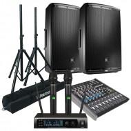 Комплекты звукового оборудования  (7)